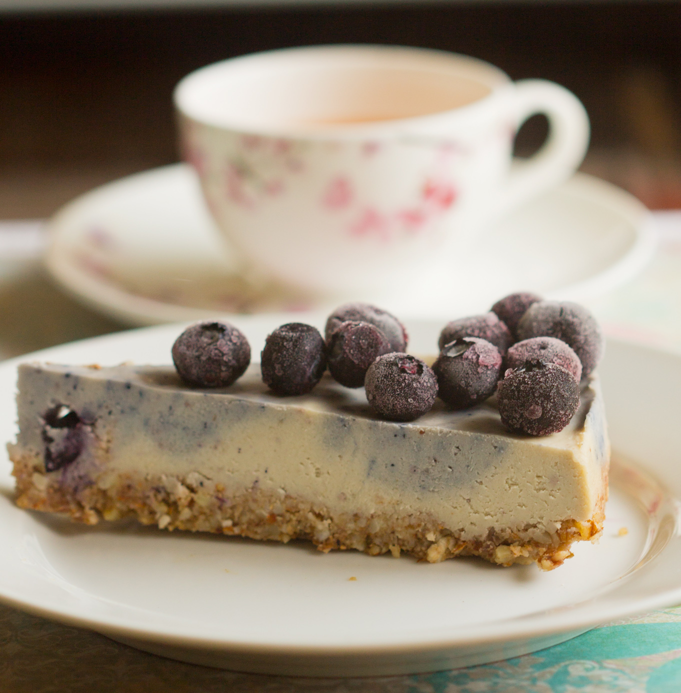 How to Make a Raw Cheesecake