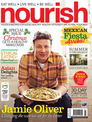 Nourish Magazine featuring Fairytale Food Safari