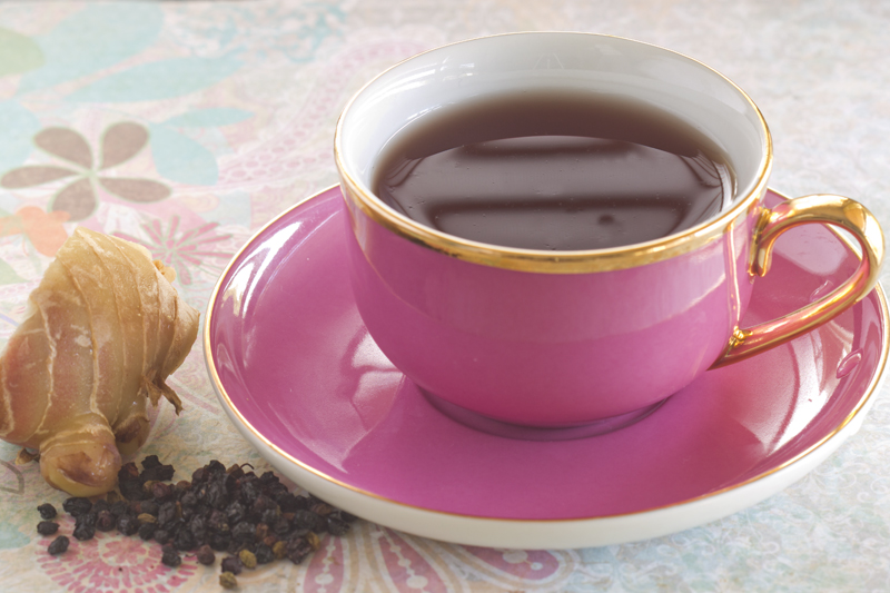Sweet Immune Tea for a healthy winter