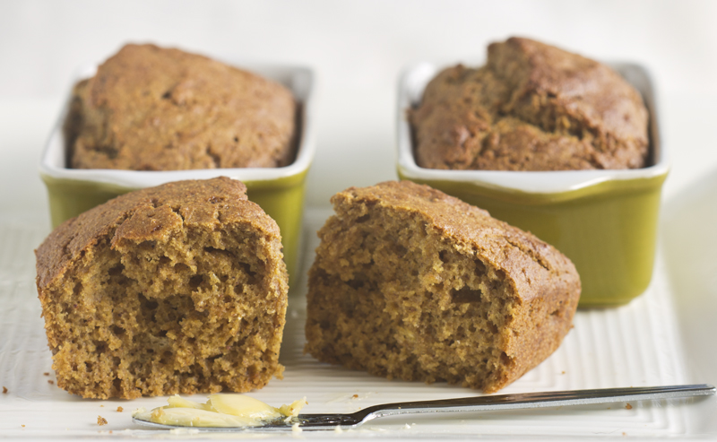 Little Banana Breads